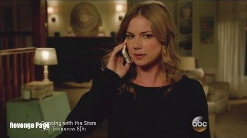 """Revenge 4x21 Emily and Mason & Victoria Video Message """"Aftermath"""""""