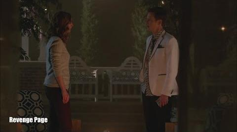 "Revenge 4x20 ""Burn"" Nolan Tells Emily to Go After Jack Then Ben Hears Them"