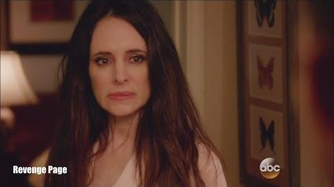 """Revenge 4x22 End Scene Victoria Is Alive """"Plea"""""""