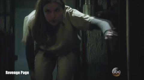 """Revenge 4x23 Emily Escapes From Prison """"Two Graves"""" Series Finale"""