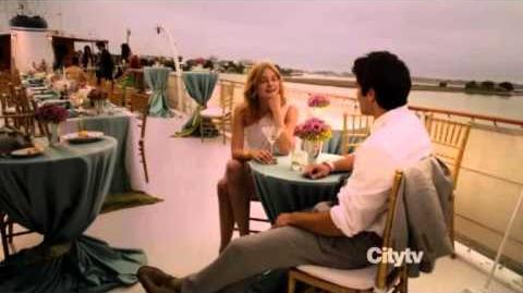 Revenge 1x01 Pilot Emily(Amanda) Daniel Moments Love
