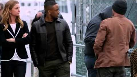 Revenge 2x16 Emily & Eli Foster Brother