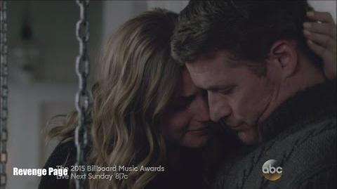 "Revenge 4x23 David is Dead "" Two Graves"" Series Finale Emily & Charlotte Cemetery Visit"
