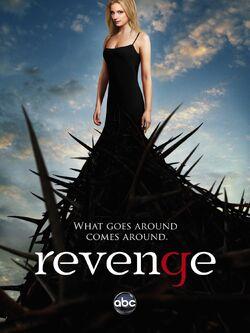 Revenge Staffel 1 Poster