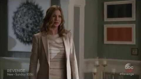 "Revenge 4x17 Sneak Peek 1 ""Loss"" Victoria and Emily"
