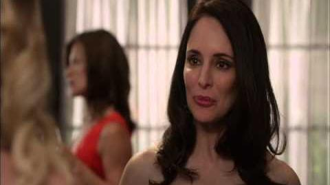 """Revenge S2XEP4 """"Intuition"""" Amanda Makes a Scene at Her Baby Shower"""