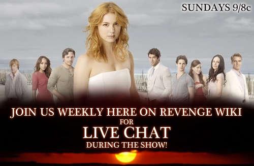Revenge-live chat banner