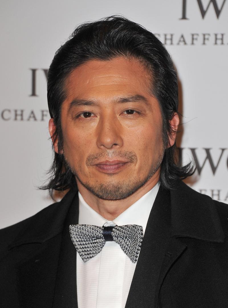 Hiroyuki Sanada helix
