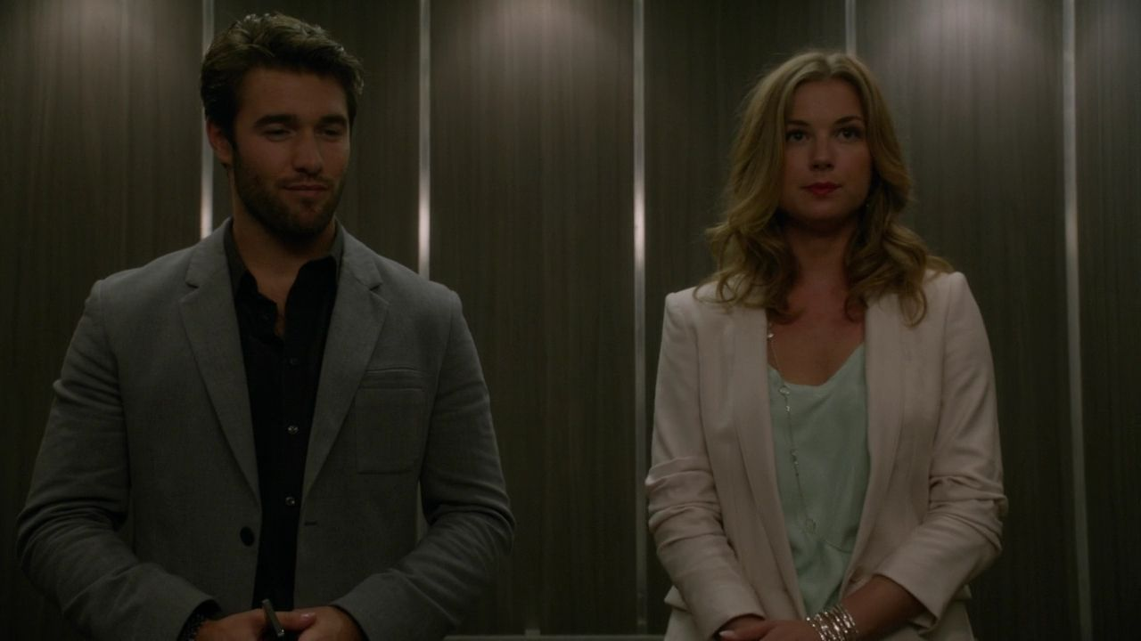 Is emily and daniel from revenge still hookup
