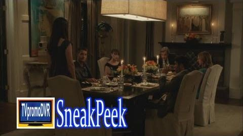 "Revenge 3x02 Sneak Peek 3 ""Sin"" (HD) Season 3 Episode 2 Patrick's First Family Dinner"