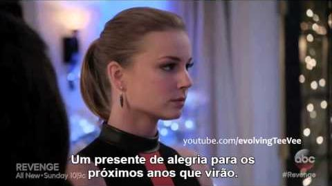 "Revenge - 3x14, ""Payback"" (sneak peek 2 legendado)"