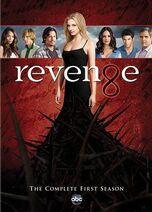 Revenge Season 1 DVD Artwork