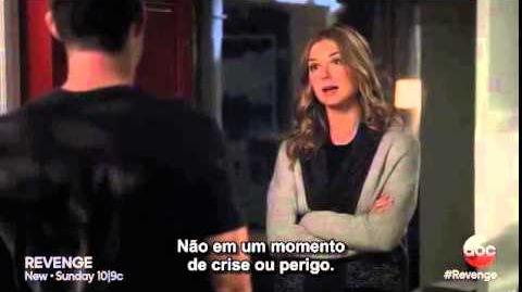 "Revenge - 4x09, ""Intel"" (sneak peek 2 legendado)"