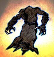 Vampire wraith by supercat001