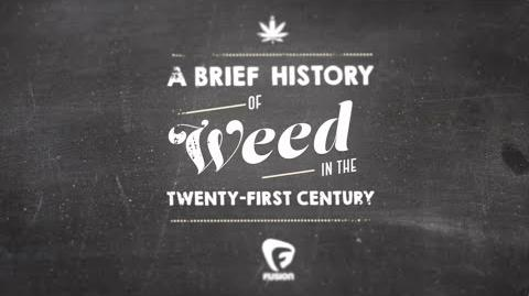 A brief history of weed in the 21st Century