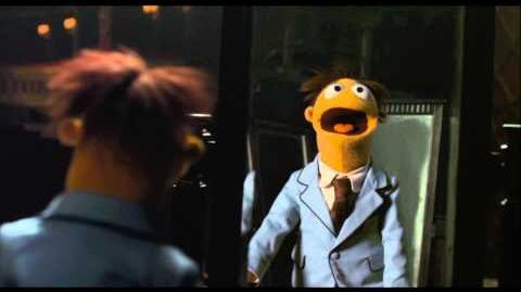 Jason Segel, Walter, The Muppets - Man Or Muppet