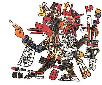 350px-Quetzalcoatl Ehecatl