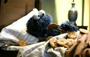 Cookie-monster-bedtime