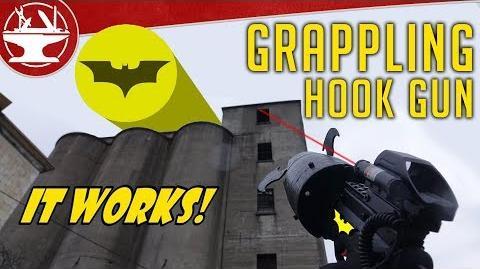 Make It Real- Batman Grappling Hook Gun