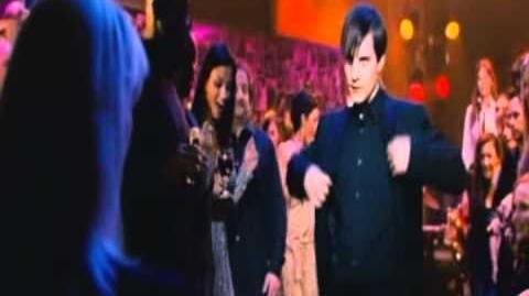 Spiderman Jazz Club Dance Scene