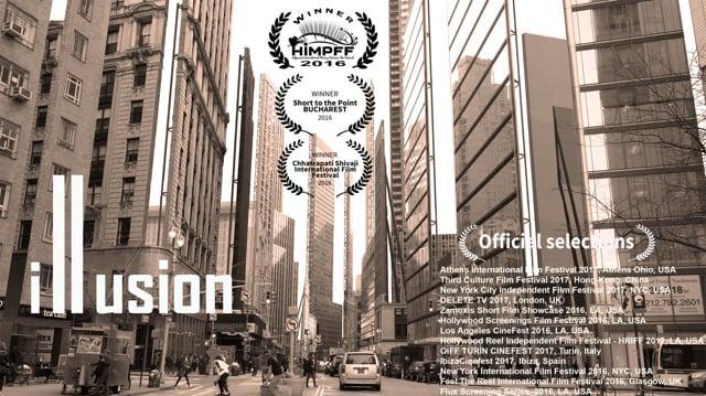 Illusion -short film-