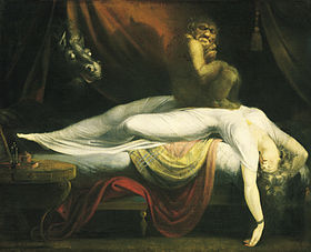 280px-John Henry Fuseli - The Nightmare
