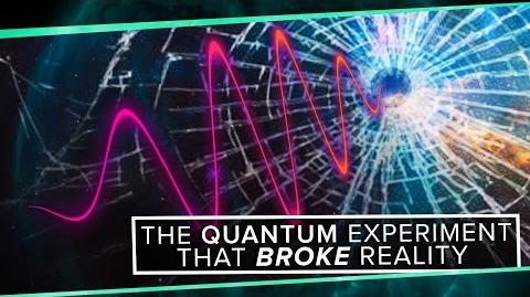 The Quantum Experiment that Broke Reality - Space Time - PBS Digital Studios