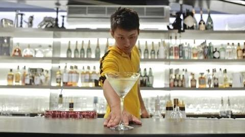 The Bruce Lee of Bartending - World's Greatest Flair Bartender