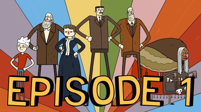 Super Science Friends - Episode 1- The Phantom Premise