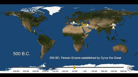 The History of Urbanization, 3700 BC - 2000 AD