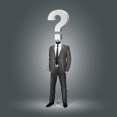 11011475-businessman-with-question-mark-head-eps10--gradient-transparency-mesh