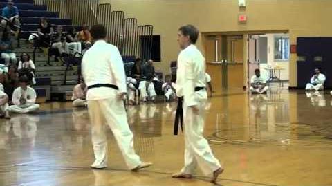 5th Degree Black Belt Test
