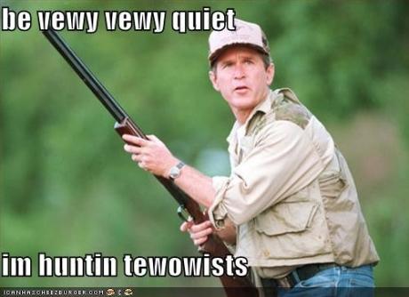 George W Bush The Revengerists Consortium Of Stuff Wiki Fandom