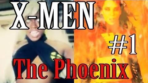 Uncanny X-Men - Uncanny X-Men Dark Phoenix Saga - Birth (1)