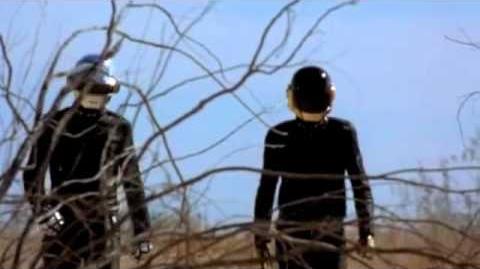 Daft Punk's Electroma Music Video (Boys Noize - Arcade Robot)