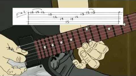 Metalocalypse - Skwisgaar Skwigelf Advanced Finger Master Class - Dethklok-0