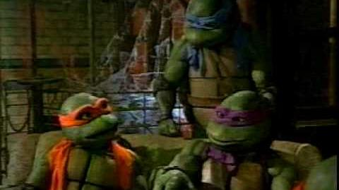 TMNT Barbara Walters Interview