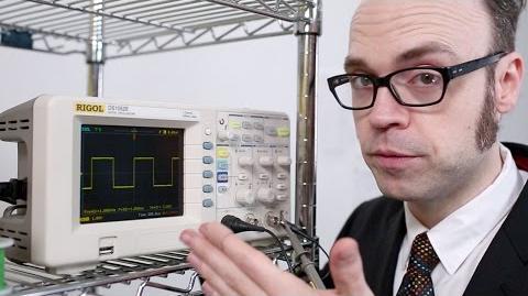Collin's Lab Oscilloscope Basics