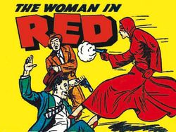 Womaninred