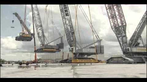 Liebherr Crane Mobile - Customer Days 2012 - large