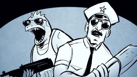 Axe Cop Episode ONE