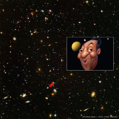 Space Deep Cosby