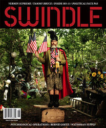 Swindle Magazine Cover