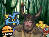 Jim Vivas, Viking God of Teh Roxorz