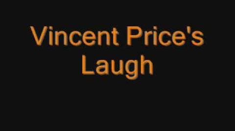 Vincent Price Laugh