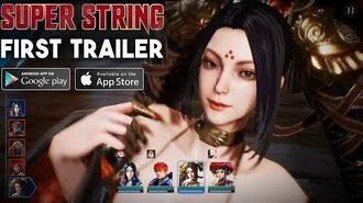 Super String Mobile First Trailer by LINE Games and Factorial Games
