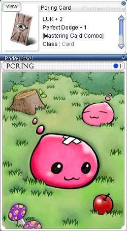 PoringCard