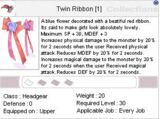 Twin Ribbon