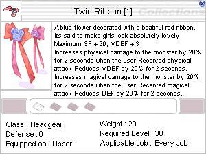 TwinRibbon
