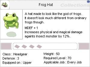 FrogHat
